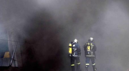 Έτσι πάλεψαν με τις φλόγες οι πυροσβέστες μέσα στο πλοίο «Ελ. Βενιζέλος»