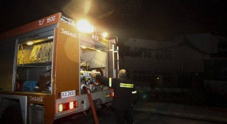 Τραγωδία στη Λακωνία με ένα νεκρό από φωτιά σε σπίτι στον Άγιο Στέφανο