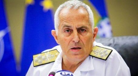 Αυστηρό μήνυμα από τον Αρχηγό ΓΕΕΘΑ στον Τουρκο ομόλογό του για τις παραβιάσεις