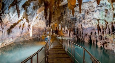Το ζωντανό σπήλαιο, που «αναγεννήθηκε» μέσα από την οικονομική κρίση