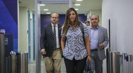 Έφυγε από τα γραφεία της ΝΔ η Σοφία Ζαχαράκη