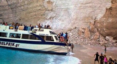 Άνοιξε σήμερα για τους τουρίστες η παραλία του Ναυαγίου