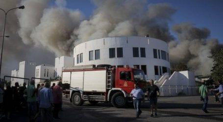 Έρευνα για πιθανές επιπτώσεις από την πυρκαγιά στο Πανεπιστήμιο Κρήτης