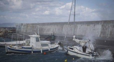Σε επιφυλακή η Κρήτη εξαιτίας της επιδείνωσης του καιρού