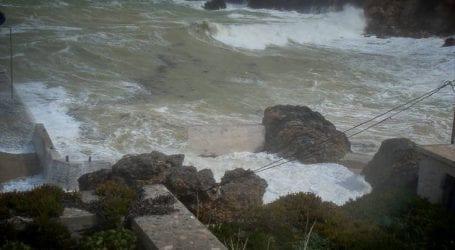 Τα 10 μποφόρ φτάνουν οι άνεμοι στο Αιγαίο