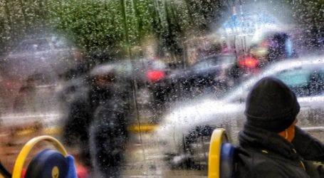 Διακοπή κυκλοφορίας στην παλαιά εθνική οδό Ελευσίνας- Θήβας