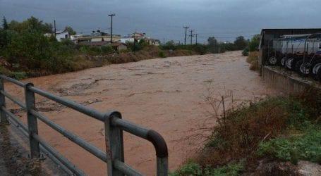 Αρκετά μεγάλες οι ζημιές σε τρεις δήμους της Κορινθίας λόγω των πλημμυρών