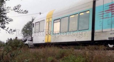 Μία νεκρή στο σιδηροδρομικό δυστύχημα στη Φθιώτιδα