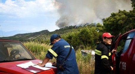 Πολύ υψηλός ο κίνδυνος πυρκαγιάς την Τρίτη στην Πελοπόννησο
