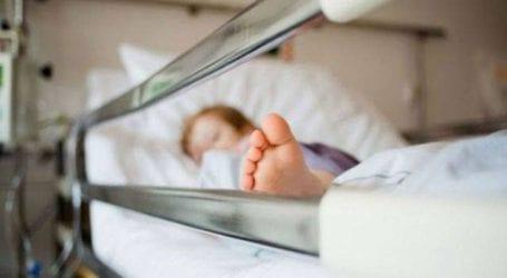 Νήπιο στη Λαμία τραυματίστηκε σοβαρά πέφτοντας από μπαλκόνι