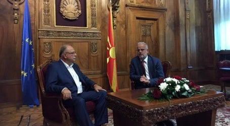 «Η ολοκλήρωση της Συμφωνίας των Πρεσπών δίνει ένα θετικό μήνυμα στην Ευρώπη»