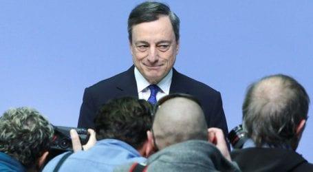 Αισιόδοξος ο Ντράγκι ότι μπορεί να επιτευχθεί συμφωνία Ιταλίας- EE