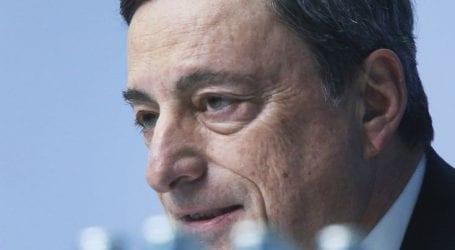 Αισιόδοξος ο Ντράγκι για την κρίση στην Ιταλία
