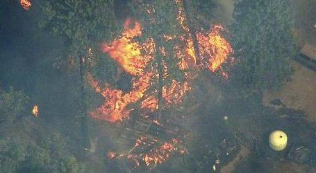 Πολύ υψηλός κίνδυνος πυρκαγιάς την Τρίτη σε επτά περιφέρειες