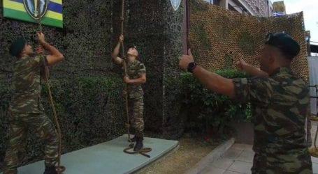 «Ευχαριστώ» με mannequin challenge από τις Ένοπλες Δυνάμεις