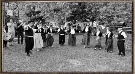 Μαθήματα παραδοσιακών χορών στο Πήλιο