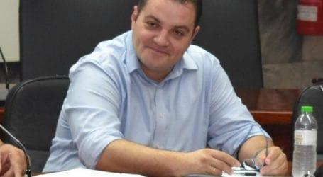 «Χόρτασε» ευχές ο νέος δημοτικός σύμβουλος Χρήστος Αγορίτσας