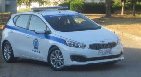 Δωρεά περιπολικού οχήματος από τη ΔΕΥΑΛ στο Αστυνομικό Τμήμα Λάρισας