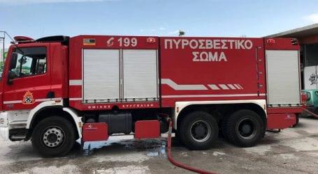 Πάνω από 1.800 κλήσεις στην Πυροσβεστική για βοήθεια από την κακοκαιρία