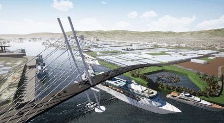 Η μαρίνα του Βόλου, το νέο λιμάνι, το μέλλον της πόλης