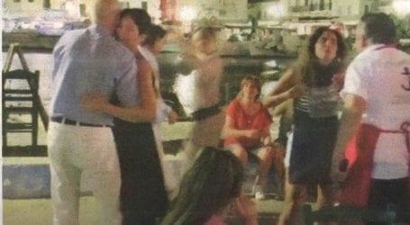 Γιώργος Παπανδρέου: Το ερωτικό βαλς που χόρεψε στη Σύμη με την σύντροφό του!