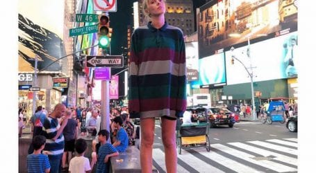 Τάμτα: Οι βόλτες της στην Νέα Υόρκη με την πιο τρυφερή παρέα!