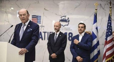 «Οι ΗΠΑ ήταν πιστός υποστηρικτής της Ελλάδας καθ' όλη τη διάρκεια της οικονομικής κρίσης»