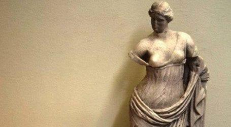 Η ανακοίνωση του υπουργείου Πολιτισμού για το άγαλμα της Αφροδίτης που είχε κλαπεί