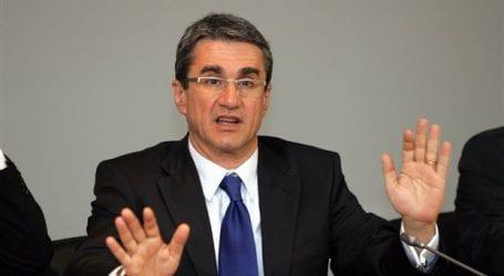 Στη Λάρισα σήμερα ο πρώην υπουργός Ανδρέας Λοβέρδος