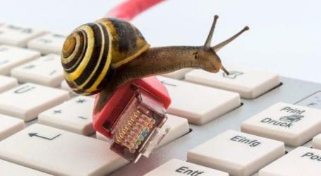 Ίντερνετ με ταχύτητα… χελώνας στον Παλαιόπυργο, καταγγέλλουν κάτοικοι
