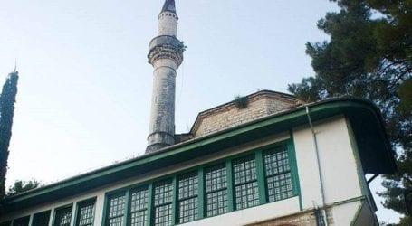 Κατέρρευσε ο μιναρές στο Ασλάν Τζαμί από τους θυελλώδεις ανέμους