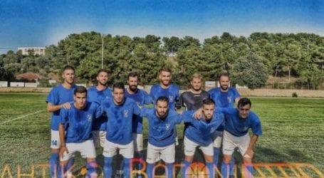 Ο Ρήγας νίκησε 2-1 σε φιλικό τον Θησέα