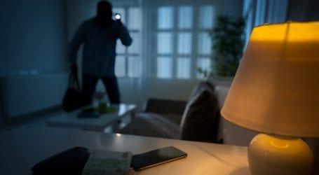 Θρασύτατη διάρρηξη σε σπίτι του Βόλου από τέσσερις κλέφτες