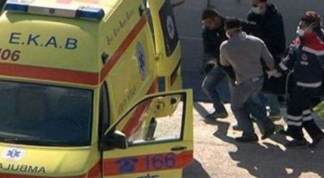 Στο Πανεπιστημιακό Νοσοκομείο Λάρισας 23χρονος που τραυματίστηκε σοβαρά σε εκκοκκιστήριο