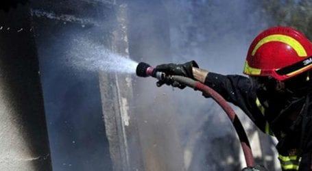 ΤΩΡΑ – Φωτιά σε σπίτι στον Βόλο