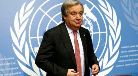 «Πολύ θετική» η Συμφωνία των Πρεσπών κατά τον γενικό γραμματέα του ΟΗΕ