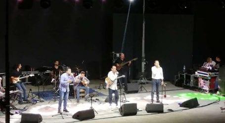 Απολαυστικοί οι Ανδρεάτος, Μπιθικώτσης και Παπαδόπουλος στη συναυλία του ΚΕΘΕΑ στο Κηποθέατρο (φωτο-βίντεο)