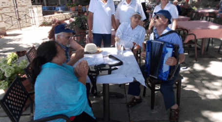 Ξεκίνησαν ξανά οι ημερήσιες εκδρομές για τα μέλη των ΚΑΠΗ του Δήμου Λαρισαίων