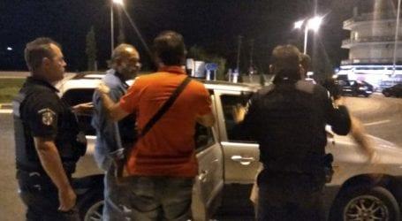 Συνέλαβαν στελέχη του ΚΚΕ στη Λάρισα για παράνομη αφισοκόλληση και αναγραφή συνθημάτων!