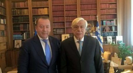 """Υπό την αιγίδα της Προεδρίας της Δημοκρατίας η φετινή """"Agrothessaly"""" – Συνάντηση Παυλόπουλου με Κόκκαλη"""