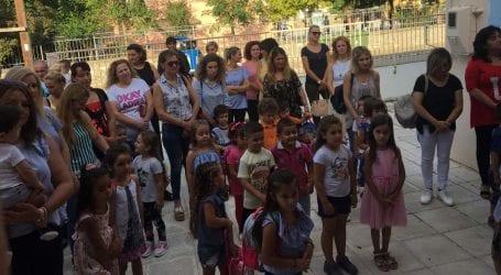 Στα σχολεία του Δήμου Τεμπών ο Κολλάτος