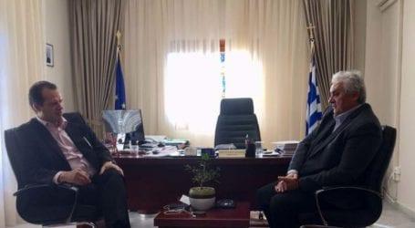 Έκτακτη οικονομική ενίσχυση 600.000 ευρώ στο δήμο Τεμπών