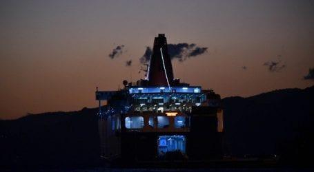 Υποδέχθηκε το πρώτο πλοίο του 2019 στον Πειραιά η ηγεσία του υπουργείου Ναυτιλίας