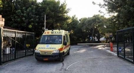 Τροχαίο ατύχημα με εγκλωβισμό οδηγού τα ξημερώματα στο Ρέθυμνο
