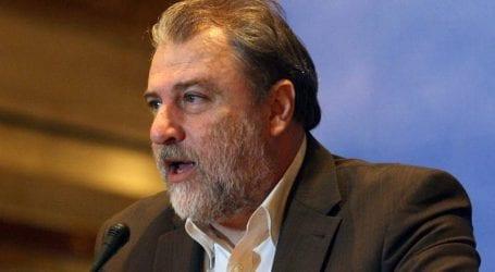 Αποχώρησε από την ολομέλεια του Ευρωκοινοβουλίου ο Μαριάς λόγω Ζάεφ