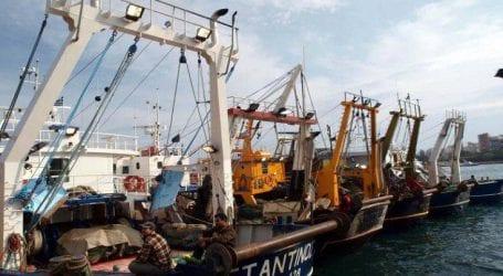 Στα όριά τους οι Έλληνες ψαράδες με τους Τούρκους