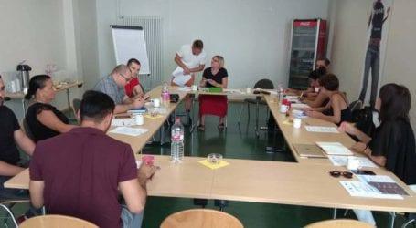 Συμμετοχή του Δήμου Λαρισαίων στην τελική συνάντηση εταίρων του προγράμματος ERASMUS+ «A new ENTRance»