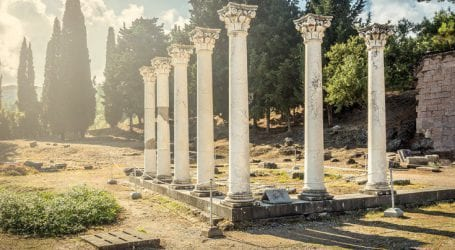 Δεν μεταβιβάζονται μνημεία, αρχαιολογικοί χώροι