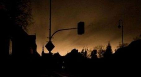 Μπλακ άουτ στη Λάρισα – Πολλές περιοχές χωρίς ρεύμα λόγω σοβαρής βλάβης