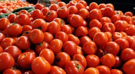 Δεσμεύθηκαν ντομάτες και μελιτζάνες αγνώστου προελεύσεως